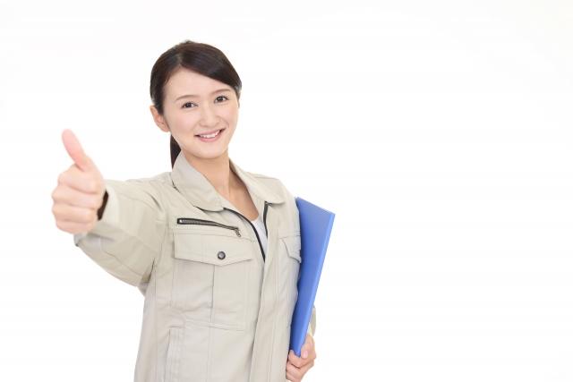 ECO本舗は女性作業員も多数在籍